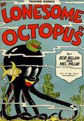 Lonesome Octopus (1946 Talking Komics) 1N
