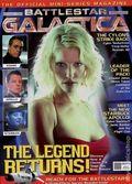 Battlestar Galactica Magazine (2003) 1B