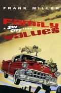 Sin City Family Values GN (1997 Dark Horse) 1st Edition 1A-1ST