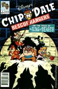 Chip N Dale Rescue Rangers (1990) 4
