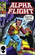 Alpha Flight (1983 1st Series) 13