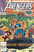 Avengers (1963 1st Series) 324