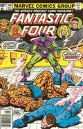 Fantastic Four (1961 1st Series) 206