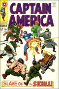 Captain America (1968 1st Series) 104