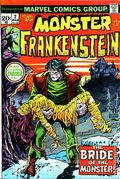 Frankenstein (1973 Marvel) 2