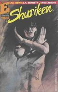 Shuriken (1991 2nd Series) 1