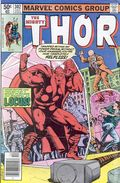 Thor (1962-1996 1st Series Journey Into Mystery) 302