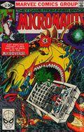 Micronauts (1979 1st Series) 30