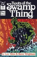 Roots of the Swamp Thing (1986) 5
