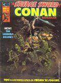 Savage Sword of Conan (1974 Magazine) 6