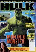 Hulk Movie Official Magazine (2003) 1A