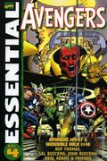 Essential Avengers TPB (1998- Marvel) 1st Edition 4-REP