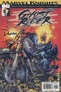 Ghost Rider (2001 Limited Series) 1DFSIGNED