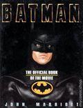Batman The Official Book of the Movie HC (1989 Mallard Press) 1-1ST