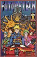 Futuretech (1996) Flipbook Edition 1