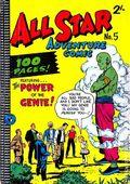 All Star Adventure Comic (Australian Series c.1960-1970 Kenmure Press) 5