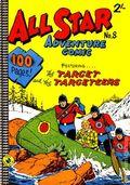 All Star Adventure Comic (Australian Series c.1960-1970 Kenmure Press) 8