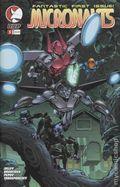 Micronauts (2004 3rd Series) 1A