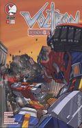 Voltron (2004 Devil's Due) 3