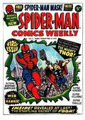Spider-Man Comics Weekly (1973 UK) 1A