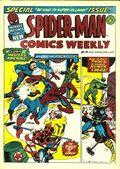 Spider-Man Comics Weekly (1973 UK) 16