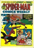 Spider-Man Comics Weekly (1973 UK) 22