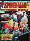 Spider-Man Comics Weekly (1973 UK) 59