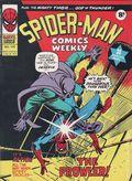 Spider-Man Comics Weekly (1973 UK) 124