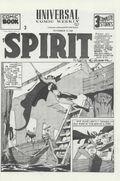 Spirit Weekly Newspaper Comic (1972) Collectors' Edition Reprints Nov 10 1940