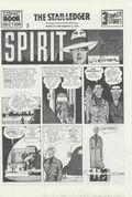 Spirit Weekly Newspaper Comic (1972) Collectors' Edition Reprints Nov 17 1940