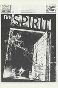 Spirit Weekly Newspaper Comic (1972) Collectors' Edition Reprints Dec 8 1940