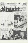 Spirit Weekly Newspaper Comic (1972) Collectors' Edition Reprints Dec 22 1940