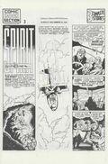 Spirit Weekly Newspaper Comic (1972) Collectors' Edition Reprints Dec 29 1940