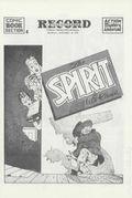 Spirit Weekly Newspaper Comic (1972) Collectors' Edition Reprints Jan 19 1941