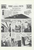 Spirit Weekly Newspaper Comic (1972) Collectors' Edition Reprints Feb 23 1941