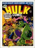 Hulk Comic (1979-1980 Marvel UK) Hulk Weekly 42