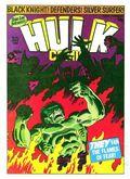 Hulk Comic (1979-1980 Marvel UK) Hulk Weekly 45