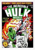 Hulk Comic (1979-1980 Marvel UK) Hulk Weekly 51