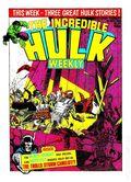 Hulk Comic (1979-1980 Marvel UK) Hulk Weekly 54
