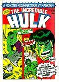 Hulk Comic (1979-1980 Marvel UK) Hulk Weekly 60