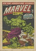 Marvel Comic (British/UK) 332