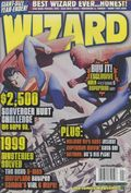 Wizard the Comics Magazine (1991) 89BP