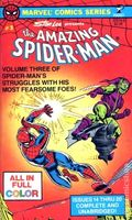 Amazing Spider-Man PB (1977-1979 Pocket Books) Marvel Comics Series 3-1ST
