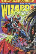 Wizard the Comics Magazine (1991) 29U
