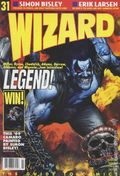 Wizard the Comics Magazine (1991) 31BU