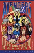 Avengers Clear and Present Dangers TPB (2001 Marvel) 1-1ST