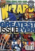 Wizard the Comics Magazine (1991) 105AU