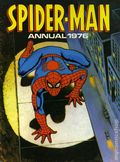 Amazing Spider-Man Annual HC (1974 World Distributors/Panini Books) Spider-Man Annual 1976