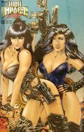 Double Impact (1995 1st Series) 1SIGNED