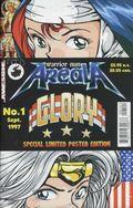 Warrior Nun Areala and Glory (1997) 1B